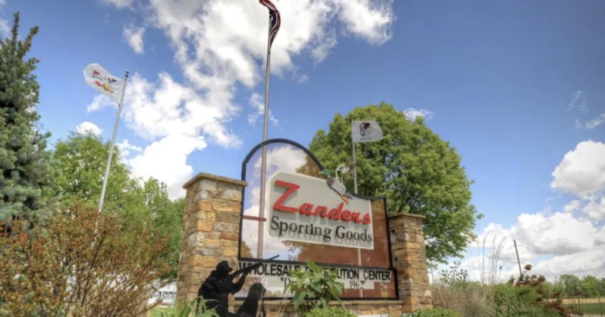 zanders sporting goods dealer login