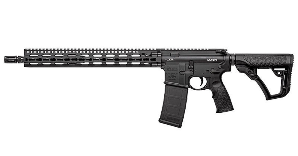 Review The Daniel Defense Ddm4v11 Hits All The Tactical Retailer