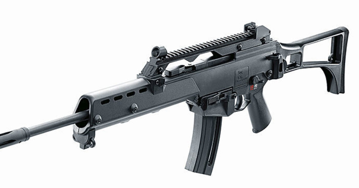 New HK G36 Rimfire from Walther | Tactical Retailer
